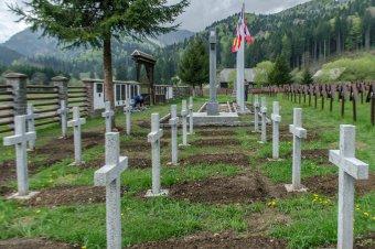 Videofelvétel bizonyítja, hogy már tavaly eltervezték a román emlékmű állítását az úzvölgyi temetőbe