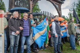 Úzvölgyi temetődúlás: Borboly Csabát is megbírságolta a csendőrség