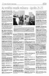 Krónika XIX. évfolyam, 76. szám