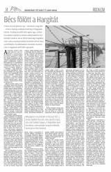 Udvarhelyi Híradó XXVIII. évfolyam, 76. szám