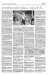 Krónika XIX. évfolyam, 95. szám
