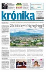 Krónika XIX. évfolyam, 100. szám