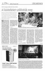 Csíki Hírlap VIII. évfolyam 114. szám