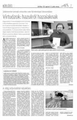 Csíki Hírlap XII. évfolyam, 153. szám