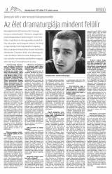 Udvarhelyi Híradó XXVIII. évfolyam, 197. szám