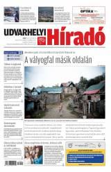 Udvarhelyi Híradó XXVIII. évfolyam, 199. szám