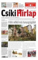 Csíki Hírlap XII. évfolyam, 199. szám