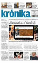 Krónika XIX. évfolyam, 199. szám