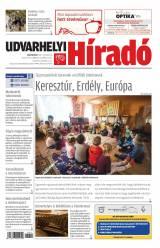 Udvarhelyi Híradó XXVIII. évfolyam, 201. szám