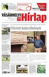 Vásárhelyi Hírlap XI. évfolyam, 201. szám