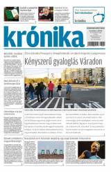 Krónika XIX. évfolyam, 201. szám