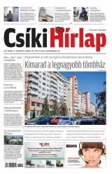 Csíki Hírlap XII. évfolyam, 201. szám