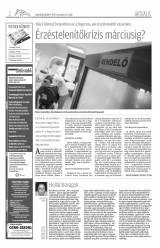Udvarhelyi Híradó XXVIII. évfolyam, 219. szám