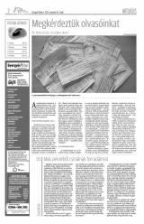 Gyergyói Hírlap VIII. évfolyam, 219. szám