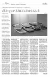 Vásárhelyi Hírlap XII. évfolyam, 8. szám