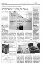Csíki Hírlap XIII. évfolyam, 8. szám