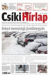 Csíki Hírlap XIII. évfolyam, 15. szám