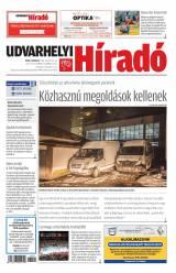 Udvarhelyi Híradó XXIX. évfolyam, 15. szám
