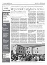 Krónika XX. évfolyam, 30. szám