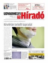 Udvarhelyi Híradó XXIX. évfolyam, 36. szám