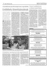 Krónika XX. évfolyam, 49. szám