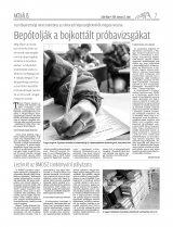 Csíki Hírlap XIII. évfolyam, 49. szám