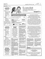 Gyergyói Hírlap IX. évfolyam, 50. szám