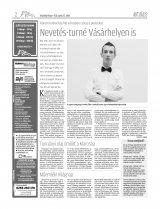 Vásárhelyi Hírlap XII. évfolyam, 71. szám