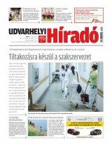 Udvarhelyi Híradó XXIX. évfolyam, 77. szám