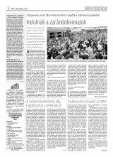 Krónika XX. évfolyam, 91. szám