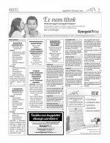 Gyergyói Hírlap IX. évfolyam, 91. szám