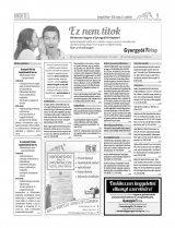 Gyergyói Hírlap IX. évfolyam, 92. szám