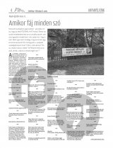 Csíki Hírlap XIII. évfolyam, 109. szám