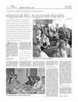 Gyergyói Hírlap IX. évfolyam, 109. szám