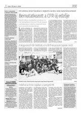 Krónika XX. évfolyam, 110. szám