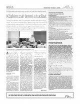 Udvarhelyi Híradó XXIX. évfolyam, 130. szám