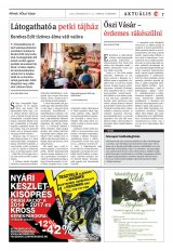 Udvarhelyi Híradó XXIX. évfolyam, 151. szám