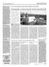 Krónika XX. évfolyam, 173. szám