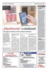 Udvarhelyi Híradó XXIX. évfolyam, 175. szám