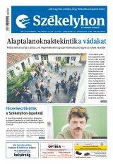 Udvarhelyi Híradó XXIX. évfolyam, 181. szám