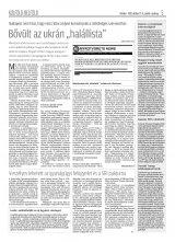 Krónika XX. évfolyam, 195. szám