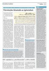 Krónika XX. évfolyam, 233. szám