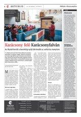 Udvarhelyi Híradó XXIX. évfolyam, 233. szám