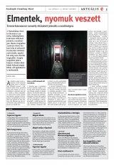 Székelyhon napilap I. évfolyam, 7. szám