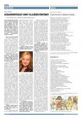 Krónika XXI. évfolyam, 8. szám