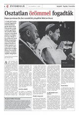 Székelyhon napilap I. évfolyam, 28. szám