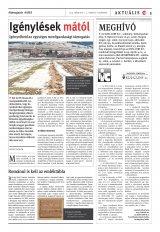 Székelyhon napilap I. évfolyam, 41. szám