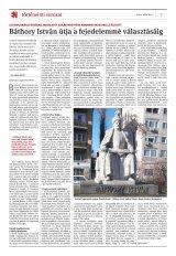 Székelyhon napilap I. évfolyam, 45. szám
