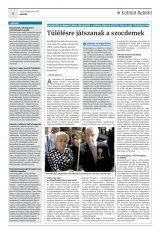 Krónika XXI. évfolyam, 163. szám