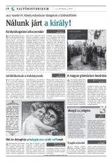 Székelyhon napilap I. évfolyam, 211. szám